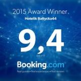 Booking.com - 2015 Award Winner